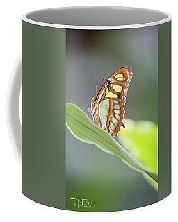On A Leaf Coffee Mug