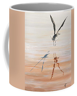 On A Wing And A Prayer Coffee Mug