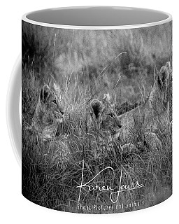 On Alert Coffee Mug by Karen Lewis