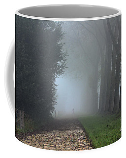 On An Autumn Day In The Mist Coffee Mug