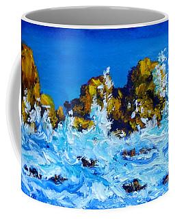 On Da Rocks Coffee Mug by Fred Wilson