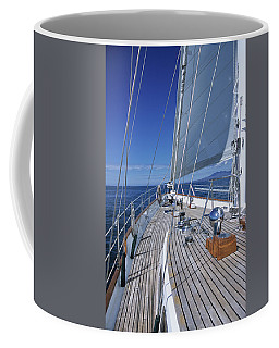 On Deck Off Mexico Coffee Mug