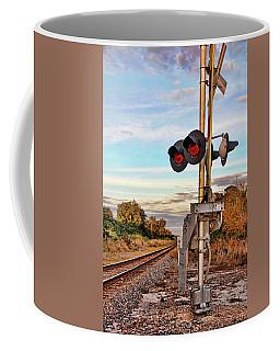 On Down The Line 3 Coffee Mug