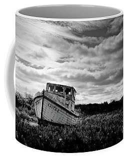 Coffee Mug featuring the photograph On Dry Land by Ana V Ramirez