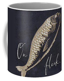 Fishing Paintings Coffee Mugs