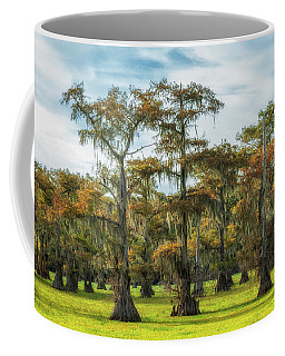 On Green Bayou Coffee Mug