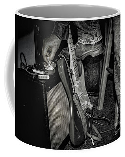 On In Two Minutes Coffee Mug