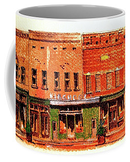 On Market Square Coffee Mug