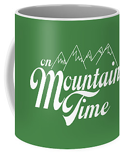 Mountain Coffee Mugs