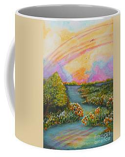 On My Way Coffee Mug by Holly Carmichael