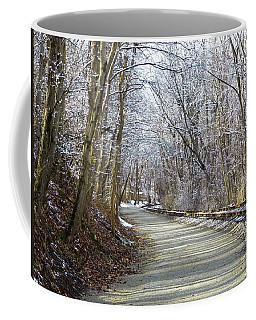 On My Way To Glen Rock Coffee Mug by Donald C Morgan