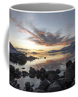On My Way Through Lofoten 5 Coffee Mug