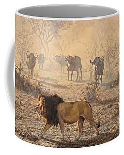 On Patrol Coffee Mug