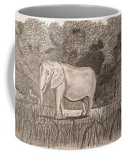 On Safari Coffee Mug