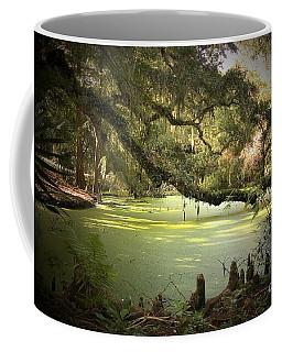On Swamp's Edge Coffee Mug