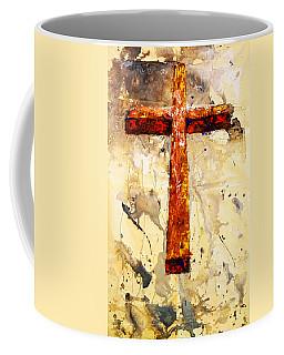 On That Old Rugged Cross Coffee Mug