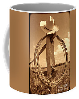 On The American Ranch Coffee Mug