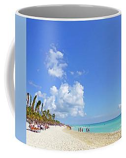 On The Beach M1 Coffee Mug