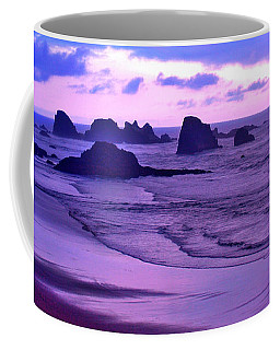 On The Coast Coffee Mug by Scott Mahon