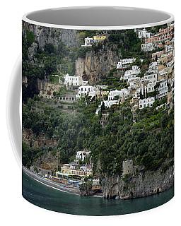 On The Coastal Road Coffee Mug