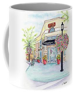 On The Corner Coffee Mug