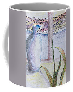 On The Deck Coffee Mug