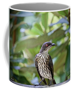 On The Defense Coffee Mug by Judy Kay