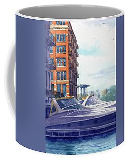 On The Docks Coffee Mug