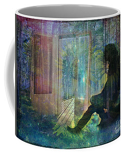 On The Edge Of Summerland 2015 Coffee Mug