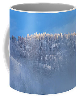 On The Edge Of Sun Light Coffee Mug