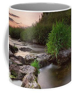 On The Edge Of Time Coffee Mug
