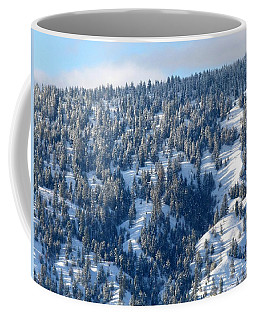 Coffee Mug featuring the photograph On The Far Side by Will Borden