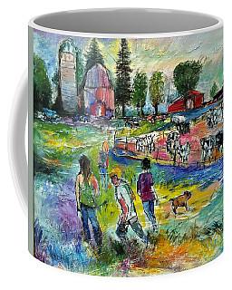 On The Farm Coffee Mug