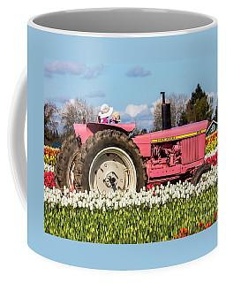 On The Field Of Beauty Coffee Mug