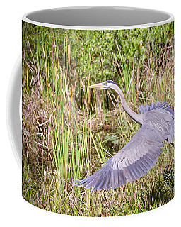 On The Fly Coffee Mug by Judy Kay