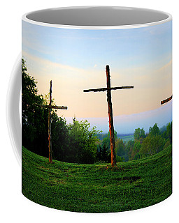 On The Hill Coffee Mug by Cricket Hackmann