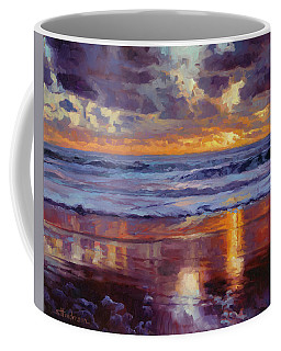 On The Horizon Coffee Mug