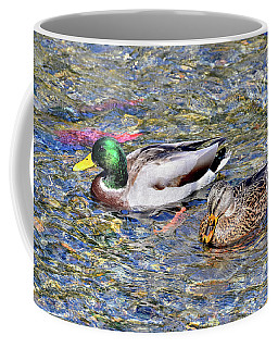 On The Hunt Coffee Mug by David Lawson