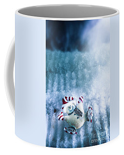 On The Ice Coffee Mug