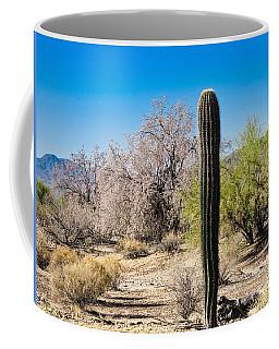 On The Ironwood Trail Coffee Mug