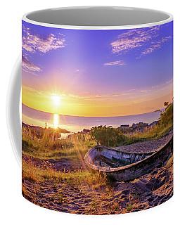 On The Last Shore Coffee Mug