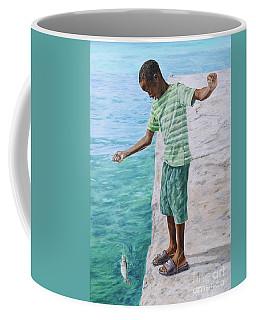 On The Line Coffee Mug