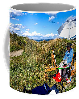 On The Maine Coast Coffee Mug