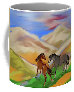 On The Mountian Coffee Mug