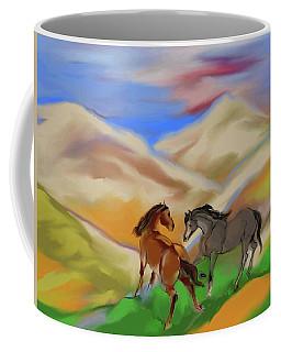 On The Mountian Coffee Mug