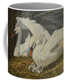 On The Nest Coffee Mug