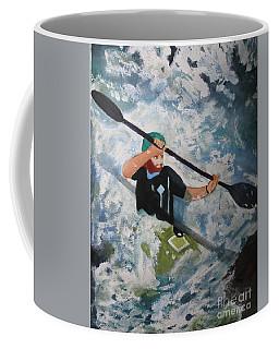 On The New Coffee Mug by Sandy McIntire