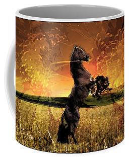 On The Open Range Coffee Mug