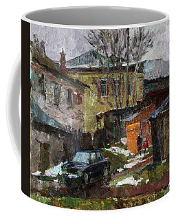 On The Outskirts Of Borovsk Coffee Mug
