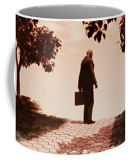 On The Path To Nowhere Coffee Mug